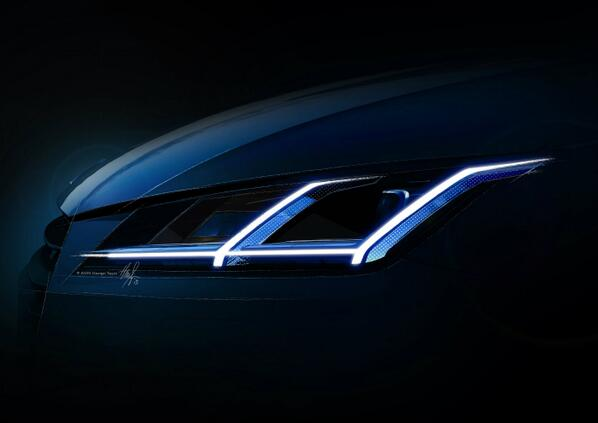 faros Audi MatrixLED
